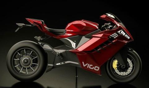 Vigo, moto eléctrica