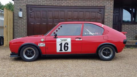 Alfa Romeo Alfasud Ti de 1980 (Precio estimado de 11.600 a 14.000 euros)