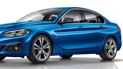 Así es el BMW Serie 2 Gran Coupé... chino