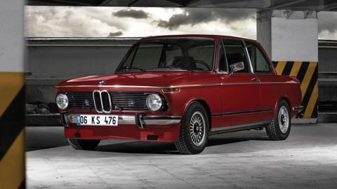BMW 2002 Tii Alpina (I)