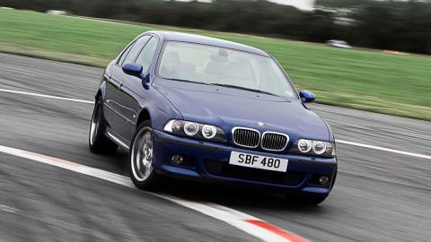 BMW M5 E39 berlina deportiva lujo