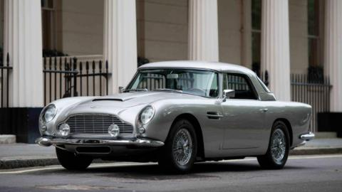 Coches por 2,7 millones: Aston Martin DB5 (I)