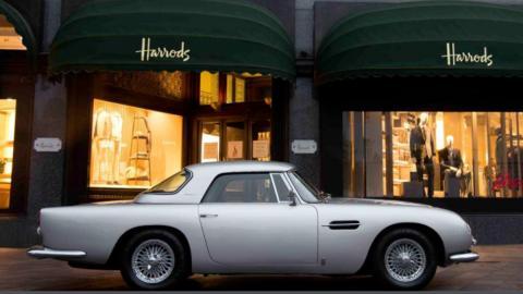 Coches por 2,7 millones: Aston Martin DB5 (II)