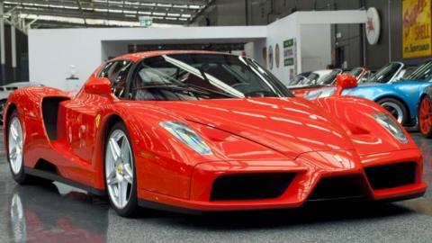 Coches por 2,7 millones: Ferrari Enzo 1975 (I)