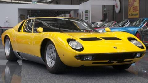 Coches por 2,7 millones: Lamborghini Miura P400 (I)