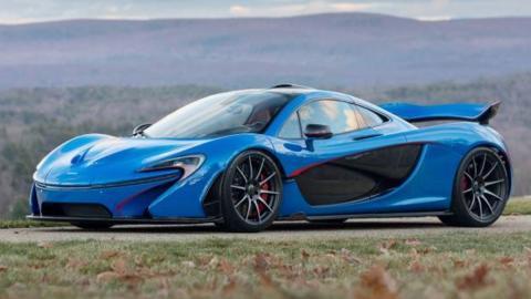 Coches por 2,7 millones: McLaren P1 (I)