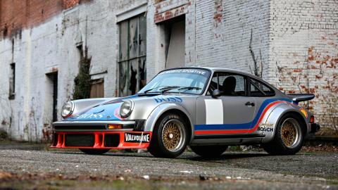 Comprar coches de carreras: Porsche 934/5 de 1977 (I)