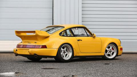 Comprar coches de carreras: Porsche 964 Carrera 3.8 RSR de 1993 (I)