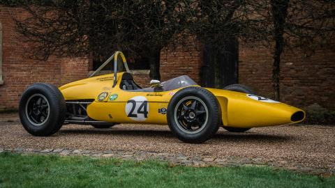 Emeryson Formula 1 Climax FPF de 1961 (Precio estimado de 175.000 a 210.000 euros)