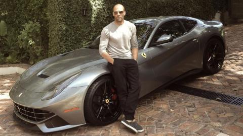 Está claro que Ferrari es uno de sus marcas favoritas de coches