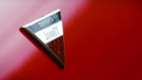 Este Toyota 2000GT vale un millón de euros