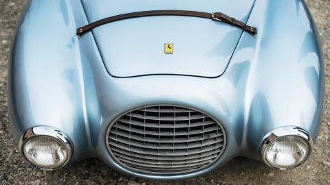 """Ferrari 166 MM/212 Export """"Uovo"""""""