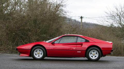 Ferrari 208 GTB deportivo italia