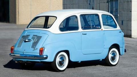 Fiat 600 Multipla (II)