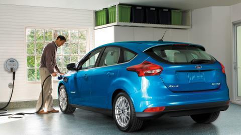 Ford Focus eléctrico