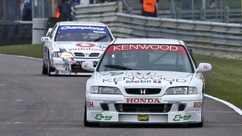 Honda Accord Super Tourer de 1996 (Precio estimado de 70.000 a 81.000 euros)