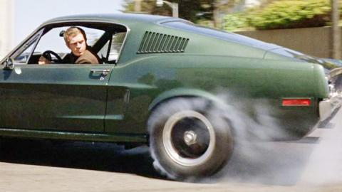 Las mejores películas de coches - Bullitt