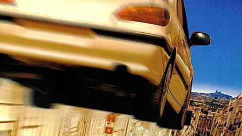 Las mejores películas de coches - Taxi Express