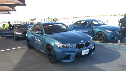 Michelin Pilot Sport 4S y BMW M2