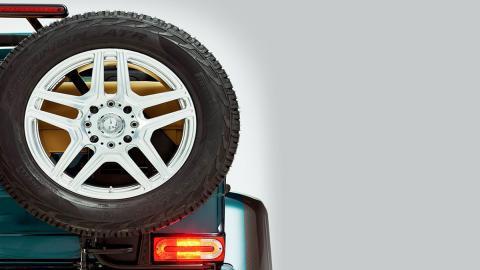 Un nuevo Mercedes Clase G Cabrio podría estar de camino