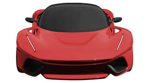 ¿El nuevo one-off del Ferrari LaFerrari?
