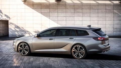 Opel Insignia Sports Tourer 2017 Salón Ginebra familiar nuevo