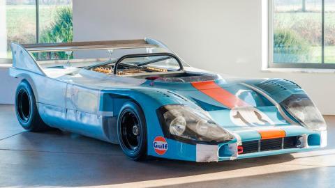 Porsche 917/10 Prototipo (I)