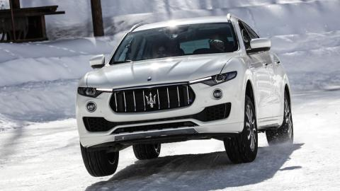 Sistema Q4 del Maserati Levante (I)