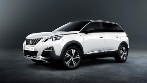SUV 2017: Peugeot 5008 (I)