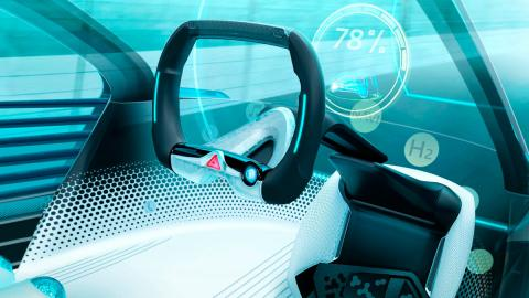 Toyota FCV Plus Concept Volante