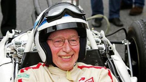 Adiós a John Surtees