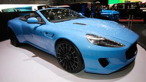Aston Martin Vengeance Volante Kahn (I)