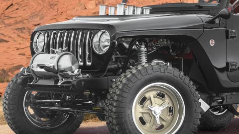 Los brutales concept car de Jeep
