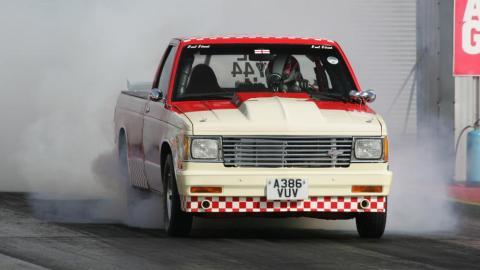 Chevrolet S10 modificado