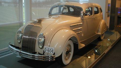 Chrysler Airflow de 1934