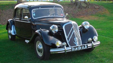 Citroën Traction Avant de 1935