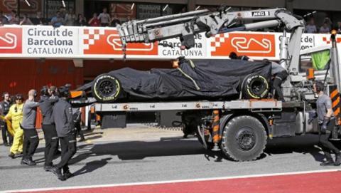 Las claves del fracaso de McLaren