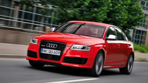 Coches más lentos que el Audi RS5: Audi RS6 (II)