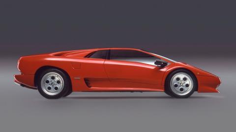 Coches más lentos que el Audi RS5: Lamborghini Diablo (II)