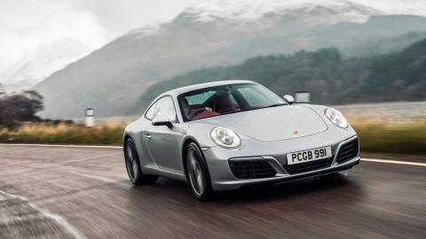 Coches más lentos que el Audi RS5: Porsche 911 Carrera S (II)