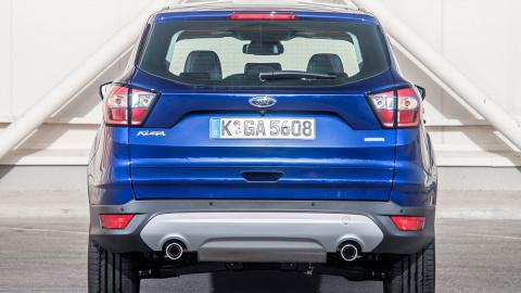 Coches que aparcan solos, Ford Kuga (I)