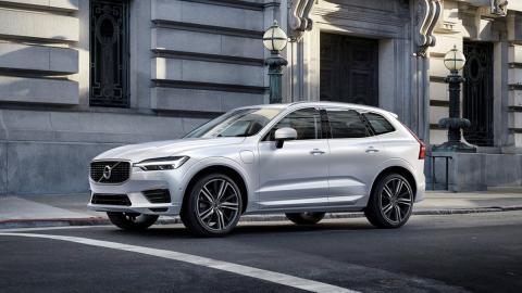 Coches que superan el tope de emisiones: Volvo XC60 (II)