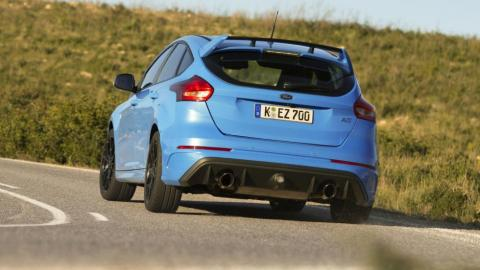 Coches que te ponen: Ford Focus RS (I)