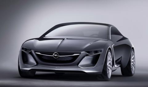 Concept Opel Monza