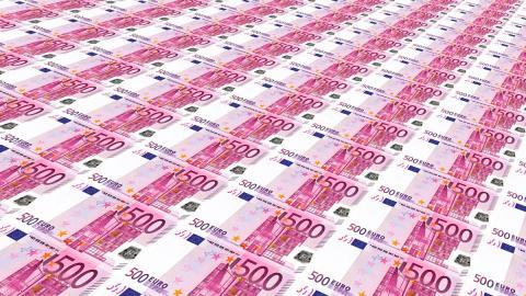 Dinero billetes 500