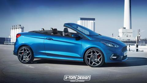 Ford Fiesta ST Cabrio