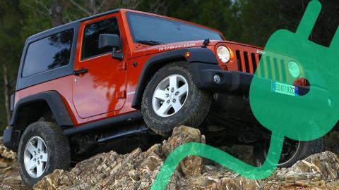 Jeep Wrangler híbrido