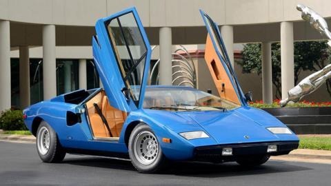 Lamborghini Countach de 1971
