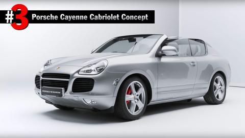 Mejores prototipos Porsche Cayenne Cabriolet