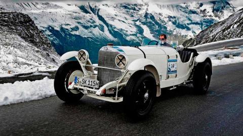 Mercedes SSK de 1929